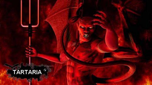 Не-чистая сила — Сатана