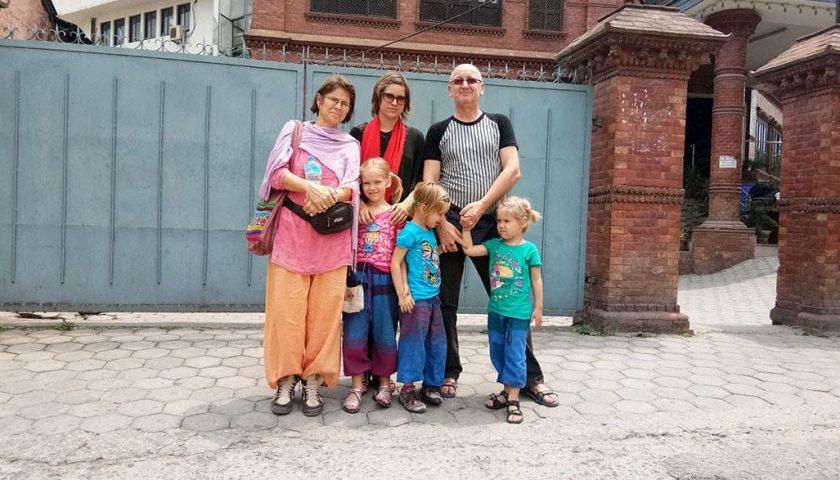 Продление непальских виз в Катманду