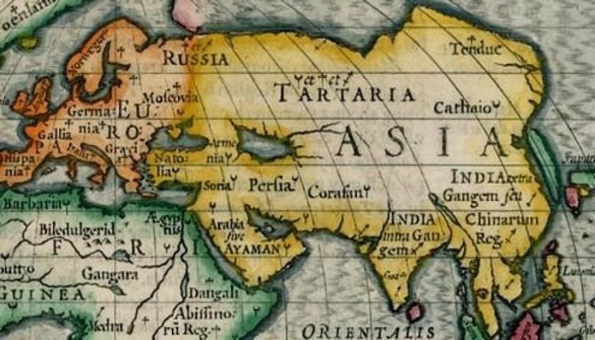 История появления понятия Тартария