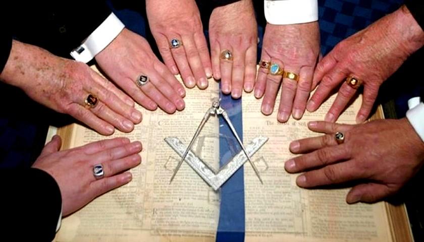 Старая масонская конспирология