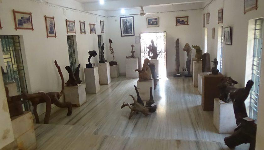 Santiniketan: Prakriti Art Museum