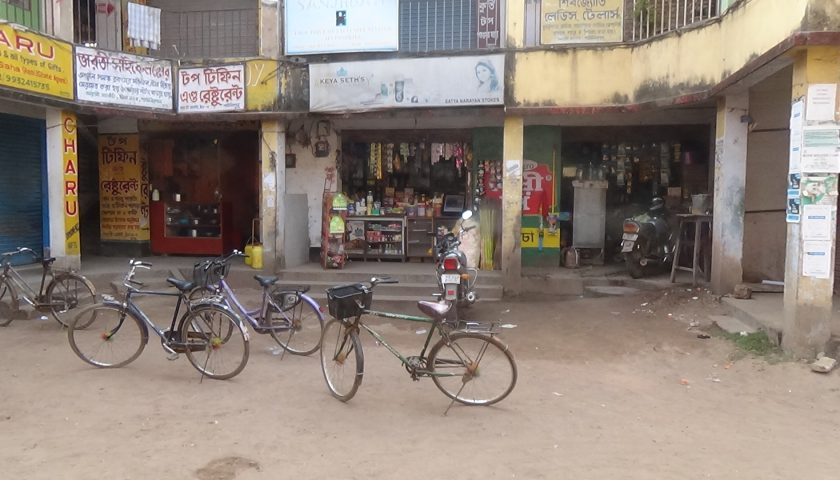 Shops on The Streets