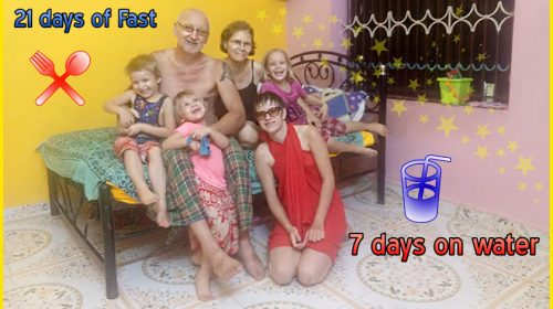 Fast – 21 days