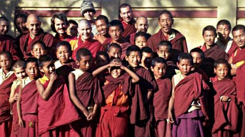 Katmandu: Kopan Monastery