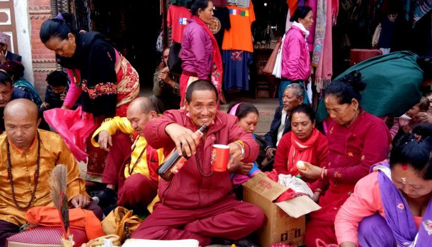 Timal Jatra: great buddhist festival