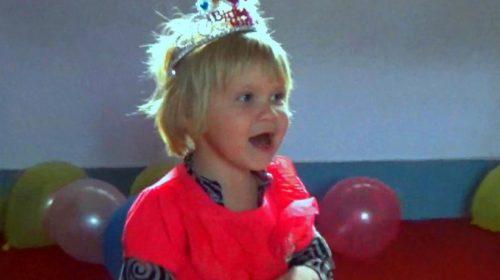 Anna's birthday and Easter in Kathmandu