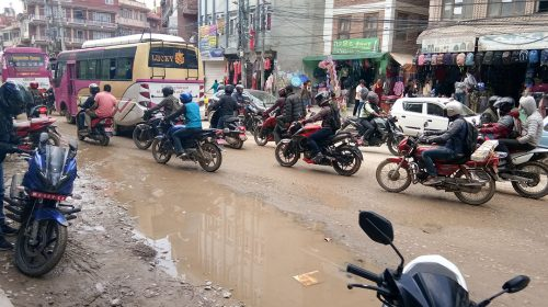 The winter is over – in nepal we have summer
