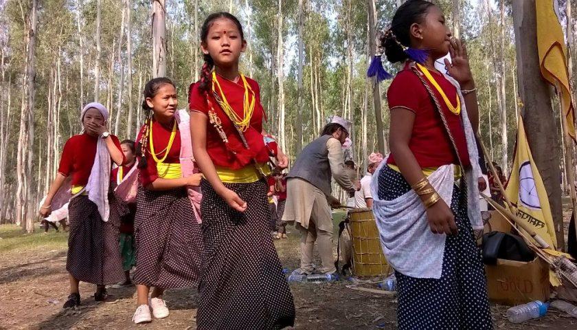 Nepal: Limbu caste, History