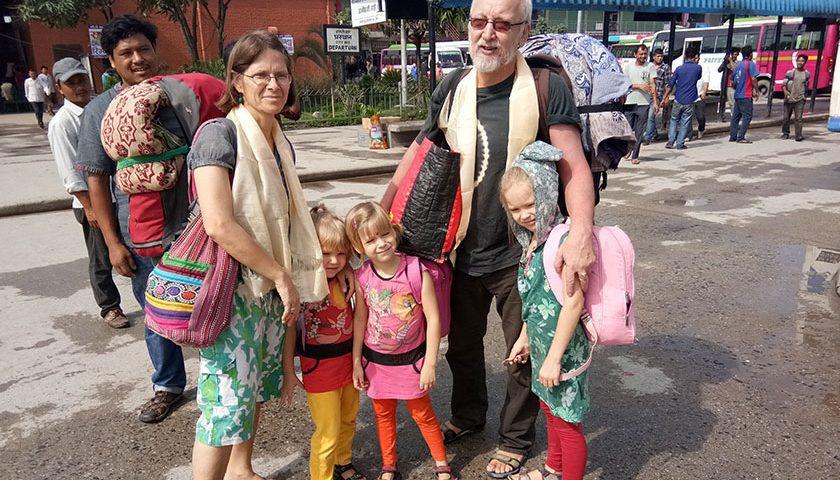 From Kathmandu to Varanashi 2018