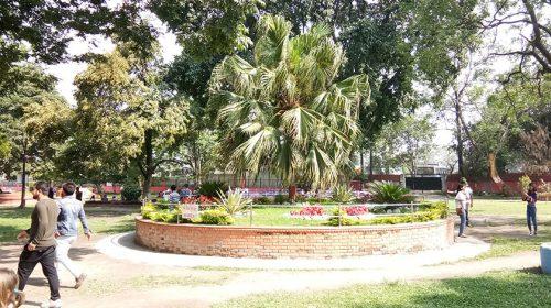 Kathmandu: Ratna Park