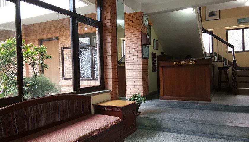 Kathmandu: Shechen Guest House