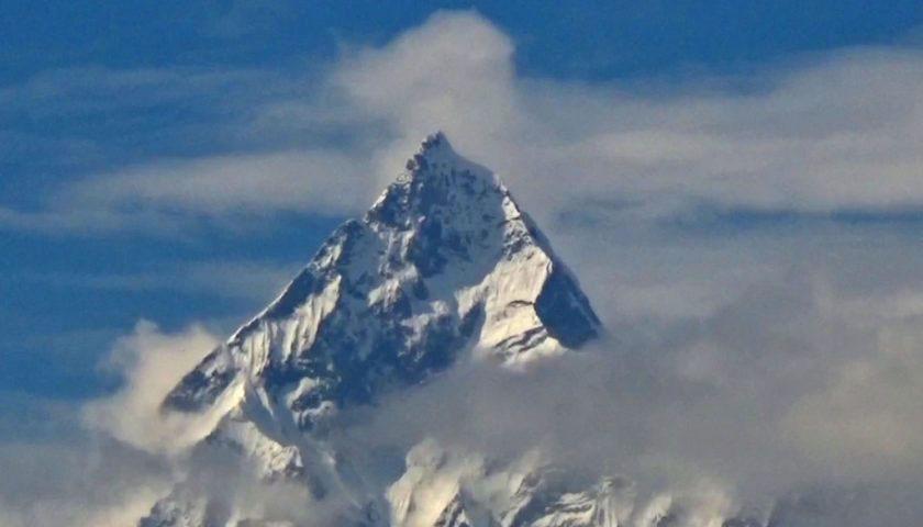 About Annapurna and Machhapuchhare