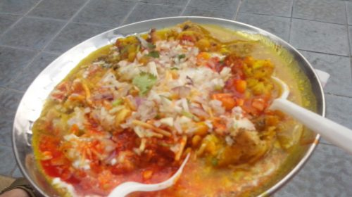 Chaat – Asian fast food
