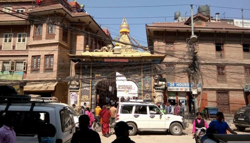 Gallery: Kathmandu, Boudhanath