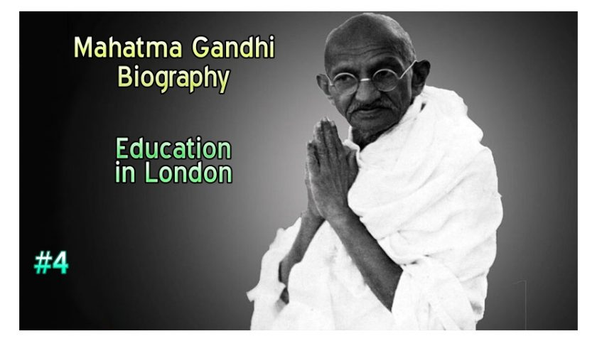 Mahatma Gandhi: Education
