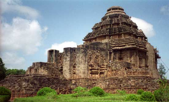 Konark Sun Temple – Orissa