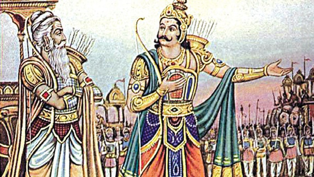 Mahabharata: A tale of true friendship