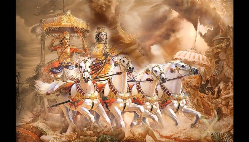 Mahabharata: Story of body and matter