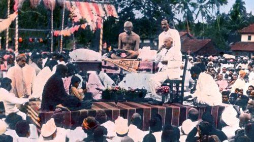 Mahatma: Swadeshi i hindusko-islamska współpraca