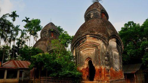 Opuszczona stolica Ishwaripur