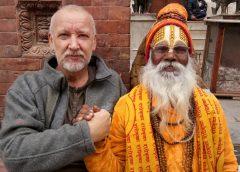 Садху из Катманду