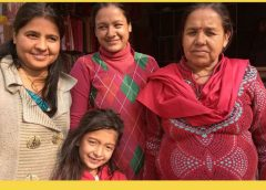 Женские портреты Непала