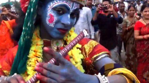 Хиджра — третий пол в Индии