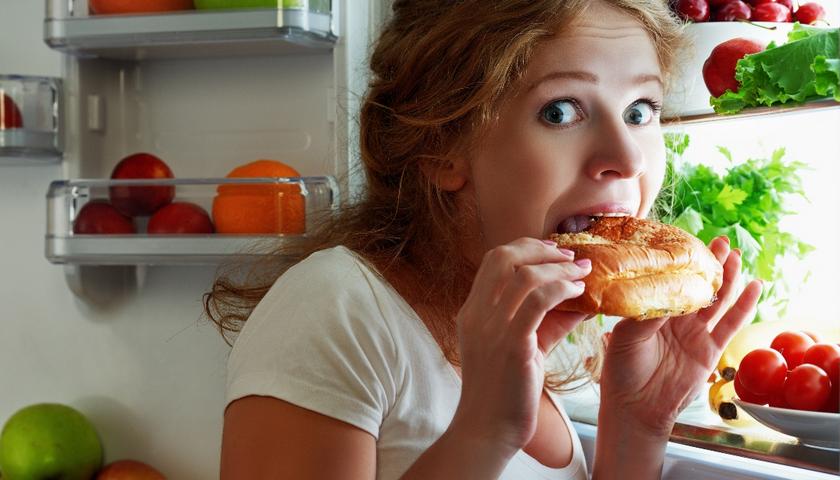 Диетолог учит как не переедать