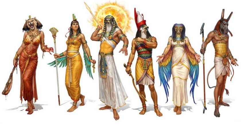 Мифы о богах и жертвоприношениях