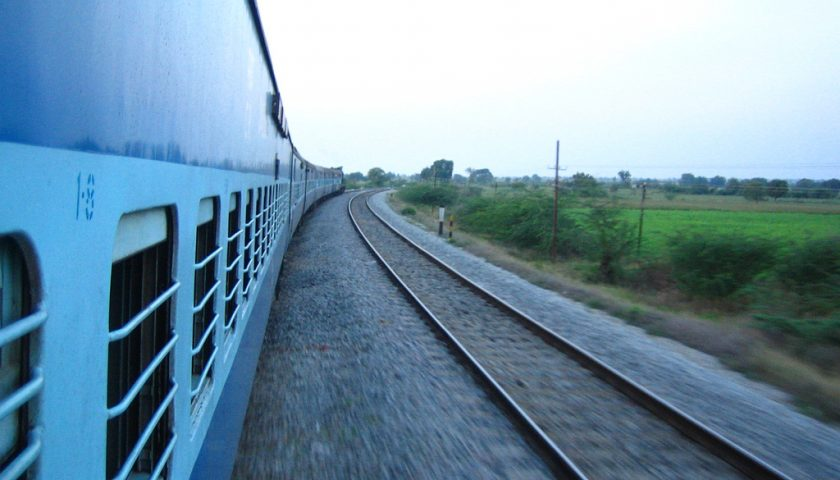 Railway Communication In India