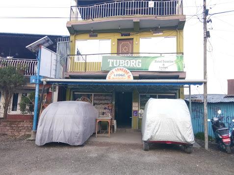Bhedetar: Sunrise Hotel