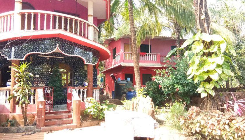 Canacona: Agonda, Cola Guest House
