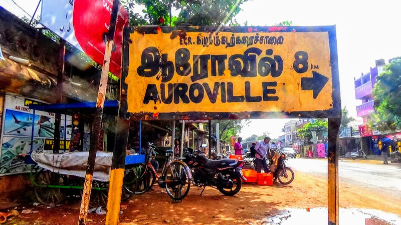 From Chennai to Auroville
