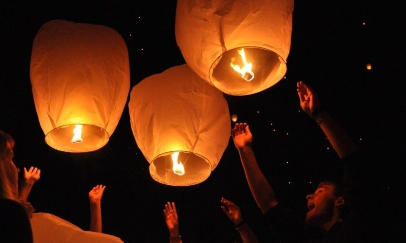 Lampion – the second try to make it fly