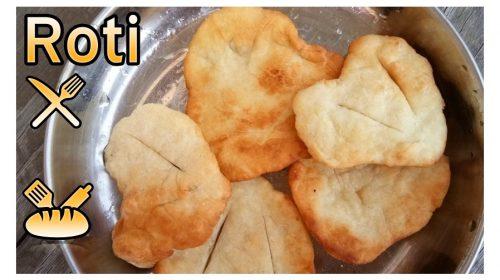 Roti – fried breads