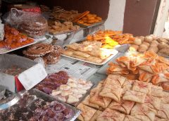 What sweets can we you find in Nepal.