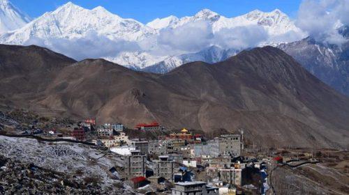 Nepal: Muktinath