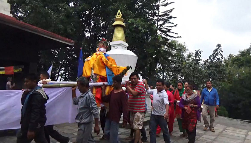 After-death ritual of Tamangs in Nepal