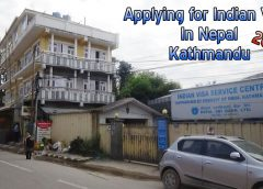Making Indian visa in Nepal