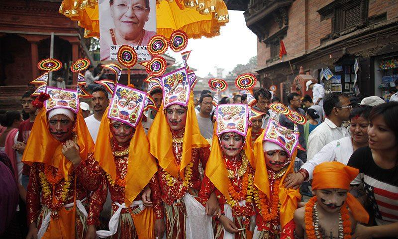 Gai Jatra – Cow Festival