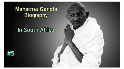 Mahatma Gandhi: South Africa