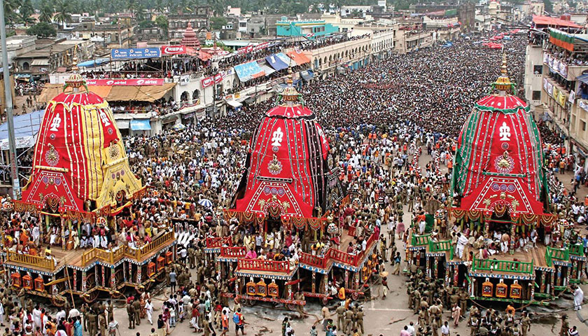 State Orissa