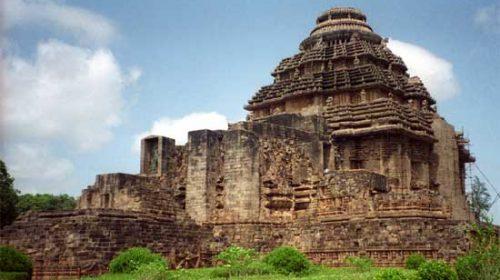 Konark Sun Tample – Orissa