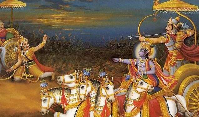 Mahabharata: Karna's Last Test